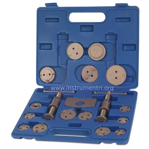 Топ цени за авто инструменти на марката MAGMA. КОД: - Продукт К-т. за събиране на спирачни апарати 18 ч.