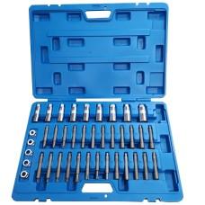 Пълен набор вложки и накрайници за амортисьори